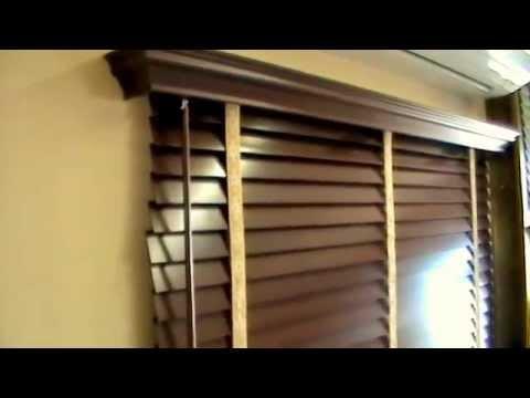Nueva galeria tipo corona para persianas o cortinas youtube - Tipo de persianas ...