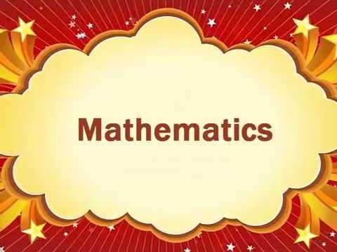 Demo Teaching - Math 4