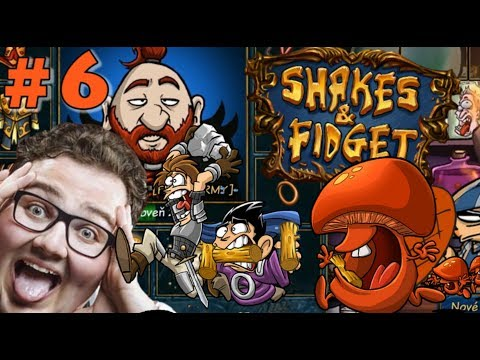 Fatty žere houby! [Shakes and Fidget #6]