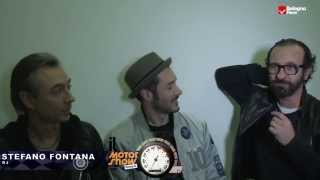 Albertino, Lele Sacchi e Stefano Fontana al Benny Benassi & Italian Friends, al Motor Show 2014