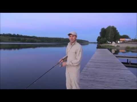 На рыбалке 23 июня 2014 на Чистых Прудах, Пенза
