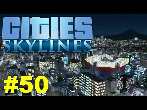 Cities: Skylines #050 - More metro stations