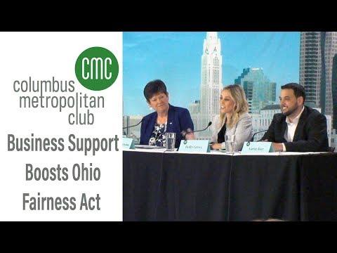 The Columbus Metropolitan Club: HB 160, April 18, 2018