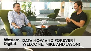 Welcome, Mike and Jason! | Data Now And Forever