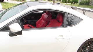 How to get RED SEATS on ANY Car!