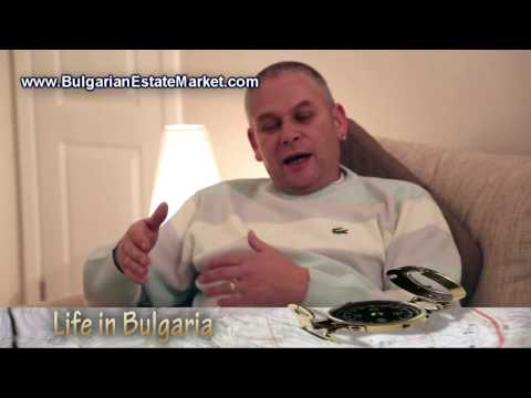 Life in Bulgaria - Happy Property Owner from UK