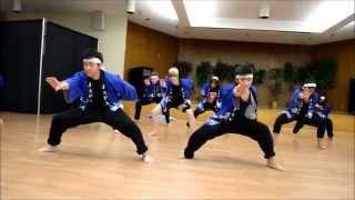 赤坂東児 - ヤーレンソーラン北海道