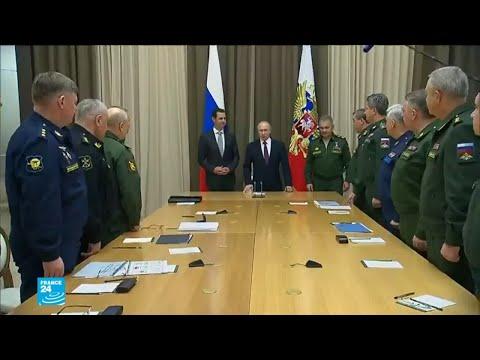 روسيا ستطور منظومة الدفاعات الجوية السورية وستزودها بمنظومة إس300  - نشر قبل 3 ساعة