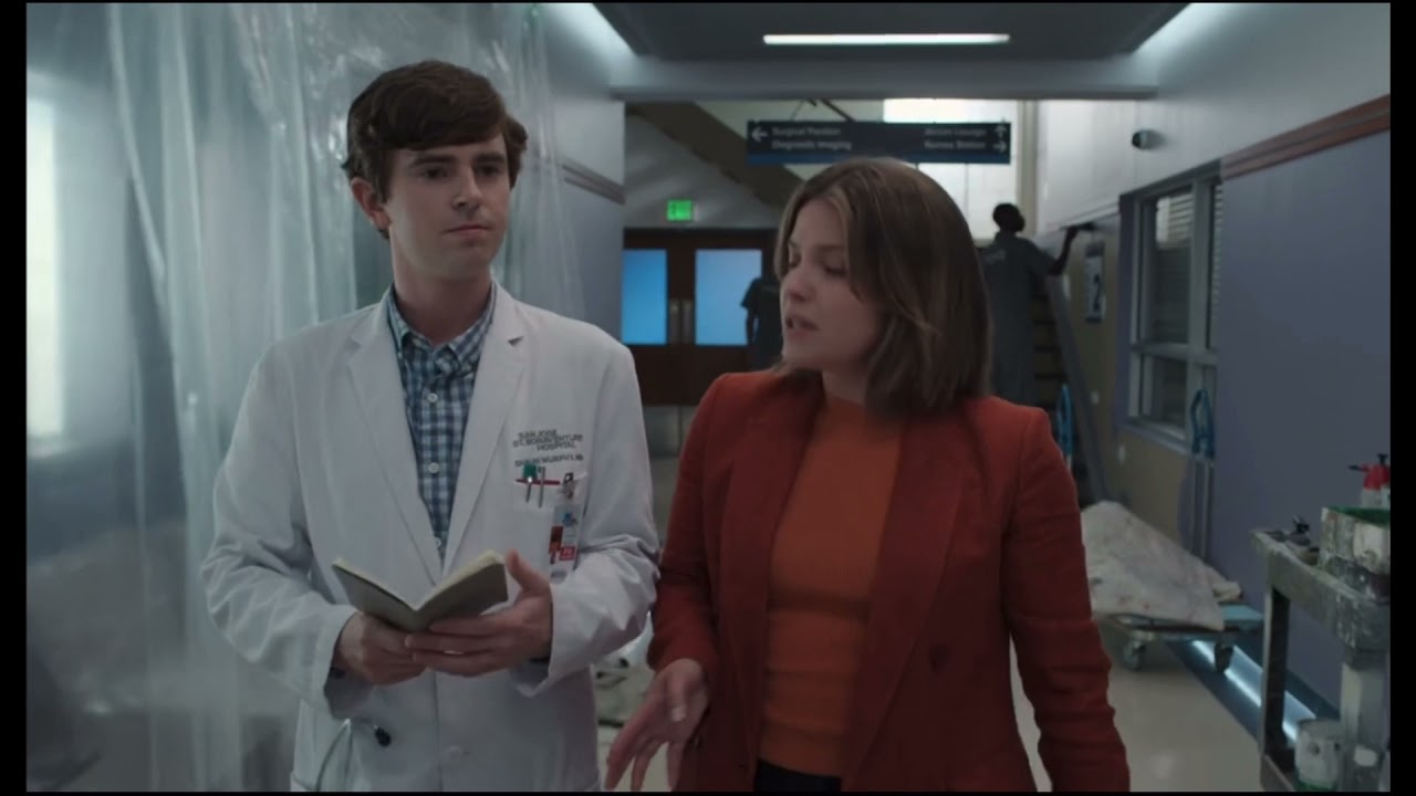Download The Good Doctor Season 5 Episode 2 - Dr. Shaun Murphy and the new changes at the hospital