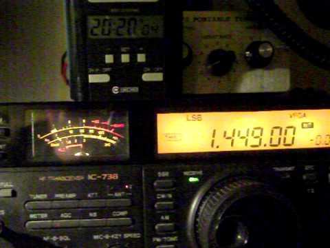 Radio Free Libya on 1449 Khz Mesrata TX