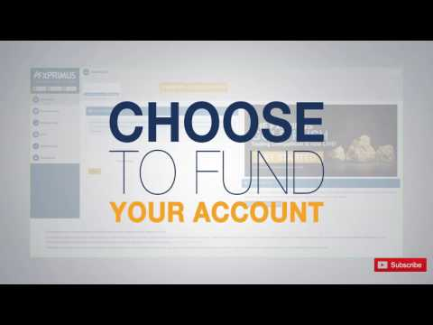 How to Deposit to Your Account- FXPRIMUS