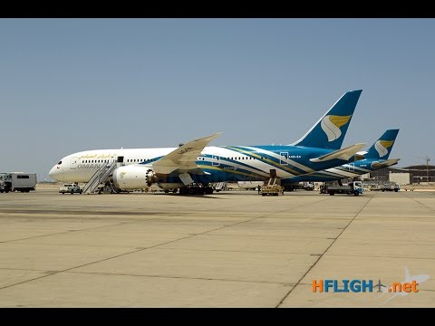 Fly Oman Air's Business Class from Bangkok to Frankfurt via Muscat with 787 Dreamliner and A330