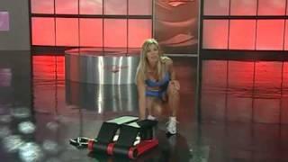 Домашний шаговый степ-тренажер Air Climber