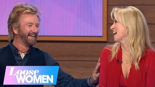 Noel Edmonds Receives a Special Valentine's Day Message | Loose Women