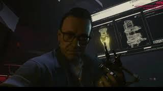 Cyberpunk 2077 геймплей 8 мин