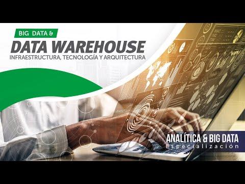 Big Data & Data Warehouse Infraestructura, Tecnología y Arquitectura  Recomendación