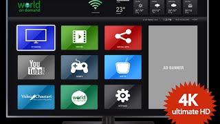 World On Demand - Ad Movie in Nepali, Watch Live TV Online
