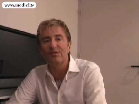 Jean-Yves Thibaudet - interview - deuxième partie - medici.tv