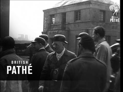 Germany Ruhr Coal Conference (1946)