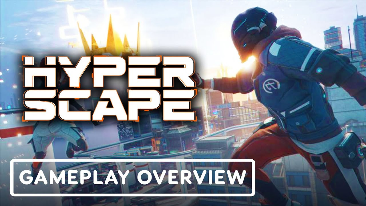 Hyper Scape - Official Gameplay Overview | Ubisoft Forward - IGN