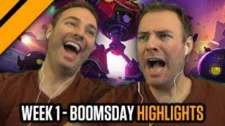Day[9]'s Boomsday Highlights - BEST Moments from Week 1