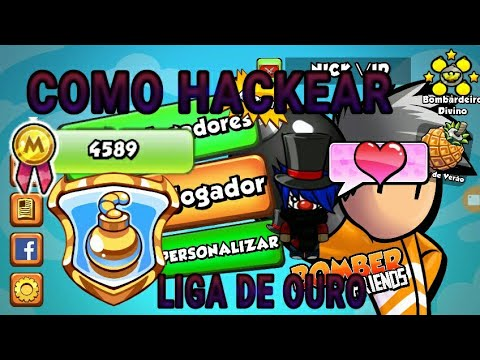 Como hackear a Arena do Bomber Friends com (game guardian)