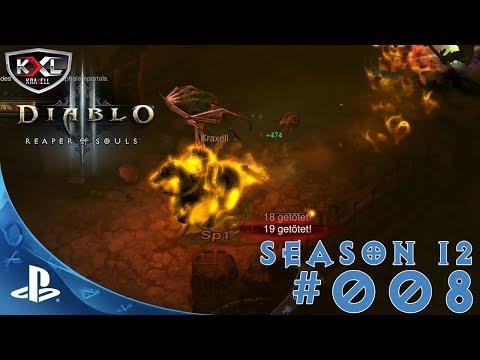 DIABLO 3 [PS4 Pro | UEE | SEASON 12 ] #008 - Microtransaktions-System von Blizzard! ➥ Let's Play