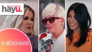 8 Weeks Of Isolation With The Kardashians | #StayHome | Keeping Up With The Kardashians
