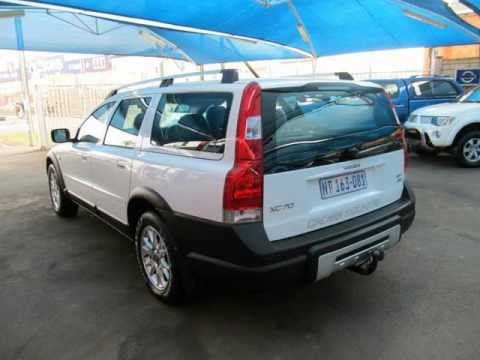 2005 VOLVO XC70 2.5T AWD Facelift Auto For Sale On Auto Trader South