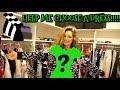 Raiding My Mom's Dress Closet Part II - Vlogmas Day 15