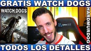 ¡¡¡GRATIS WATCH DOGS!!! Hardmurdog - Noticias - Pc - 2017 - Español