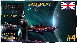 Endless Space 2 Awakening - Nakalim Gameplay - Endless Difficulty - Part #4