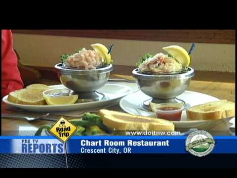 Dining Out in the Northwest: Chartroom Restaurant - Crescent City, California (4)