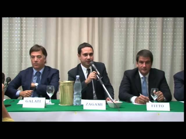Convegno Reggio Metropolitana Internazionale