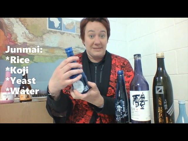 Sake Sessions Choosing a Sake & the Sake Meter Value