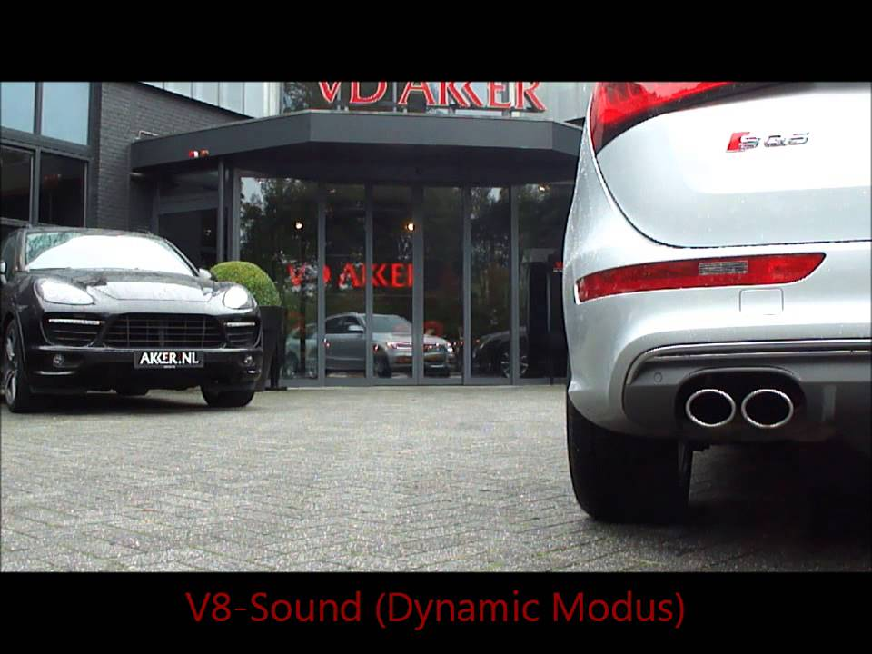 audi 3 0 tdi bi turbo v8 sound module youtube. Black Bedroom Furniture Sets. Home Design Ideas
