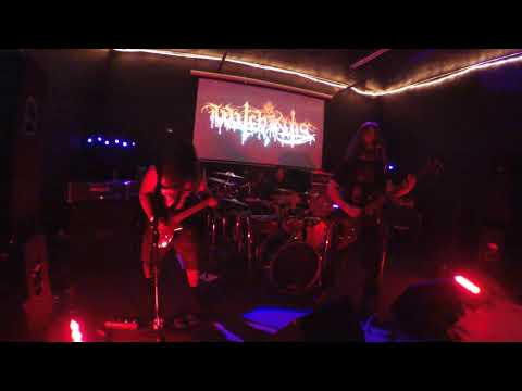 WITCH KING - Omega [LIVE] @ The Wreck Room Peterborough, NH 6/17/2017