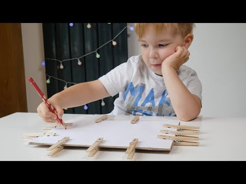 Fun Matching Activity For Kids