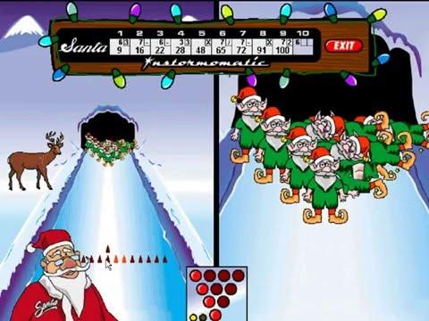 Elf bowling (Windows game 1999)