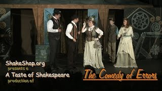 Video Shakespeare's The Comedy of Errors download MP3, 3GP, MP4, WEBM, AVI, FLV Agustus 2017