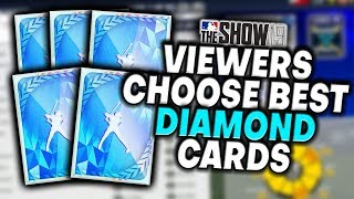 180K Stubs Shopping SPREE! Viewer Gives BEST Advice! MLB The Show 19 Diamond Dynasty