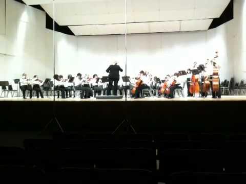 Fannin Middle School Varsity Orchestra UIL