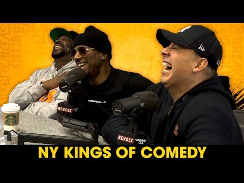 NY Kings Of Comedy Talk Backstage Fights, Tracey Morgan vs. Rob Stapleton + More Mp3