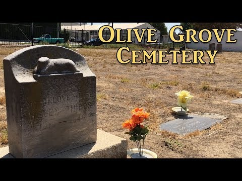 The Lost Congregation: Exploring Olive Grove Cemetery, Whittier, CA
