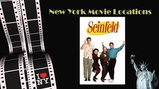 New York Movie Locations - Seinfeld - Soup Nazi