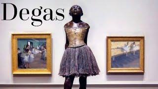 Edgar Degas Art Collections