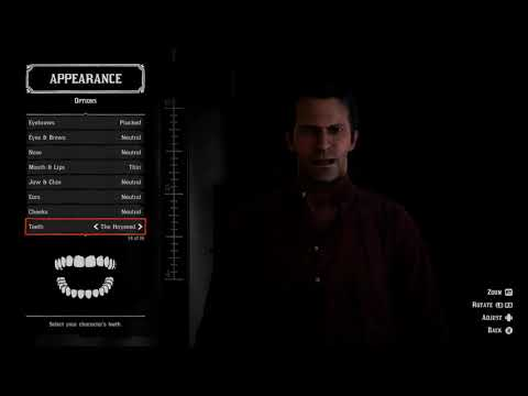 How to reset your character's appearance in Red Dead