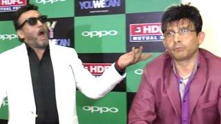 Jackie Shroff's Mind Blowing Reaction On KRK Ajay Devgan Controversy