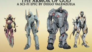 "Epic Book Trailer: ""The Armor of God"" by Diego Valenzuela"