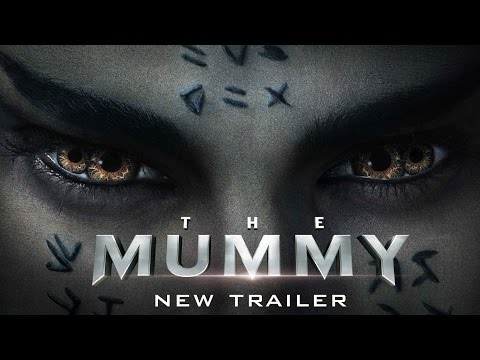 The Mummy Official Trailer #2 Hd